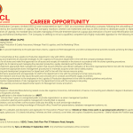 Career Opportunity